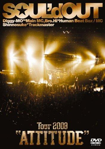 """Tour 2008 """"ATTITUDE"""""""